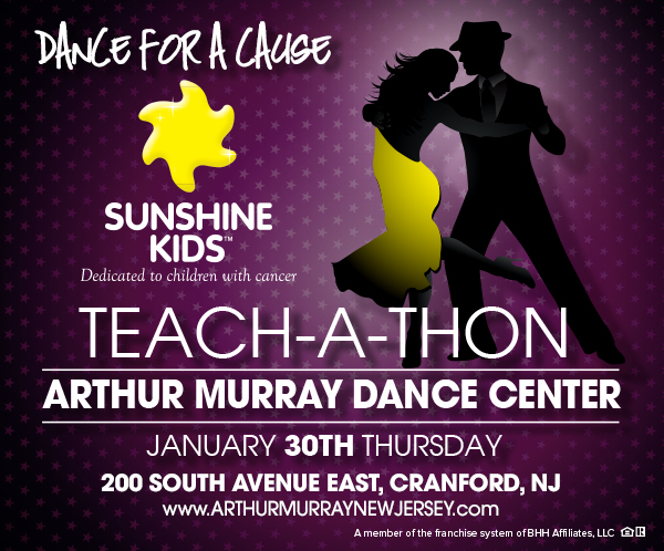 Sunshine Kids Dance Teach-A-Thon