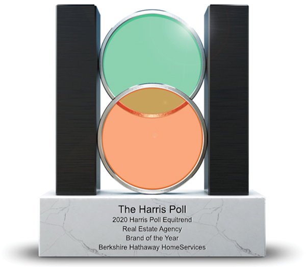 Harris Poll Award