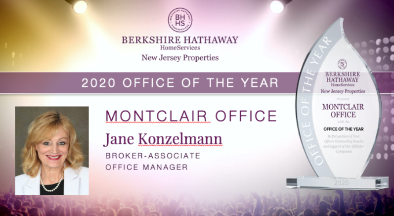 office of the year Montclair